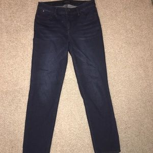 Talbots flawless five-pocket size 6 /slim-ankle